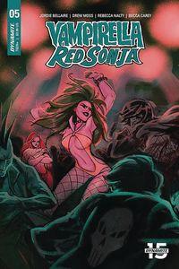 [Vampirella/Red Sonja #5 (Cover B Tarr) (Product Image)]