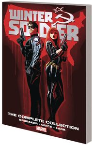 [Winter Soldier By Edition Brubaker: The Complete Collection (New Printing) (Product Image)]