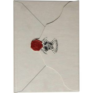 [Harry Potter: Ruled Journal: Hogwarts Acceptance Letter (Hardcover) (Product Image)]