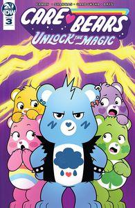 [Care Bears: Unlock The Magic #3 (Cover A Garbowska) (Product Image)]