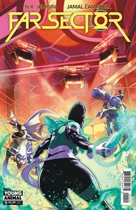 [Far Sector #11 (Cover A Jamal Campbell) (Product Image)]