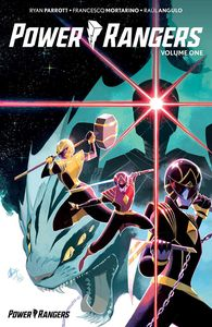[Power Rangers: Volume 1 (Product Image)]