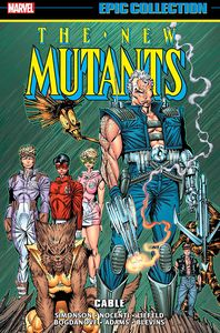 [New Mutants: Epic Collection: Cable (Product Image)]