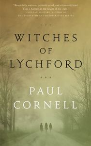 [The Witches Of Lychford (Product Image)]