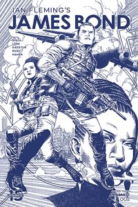 [James Bond #2 (Cheung Tint Dressed Variant) (Product Image)]