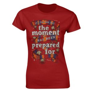 [Doctor Who: Anniversary Collection: Women's Fit T-Shirt: It's The End... (Product Image)]