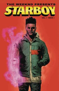 [Weeknd Presents: Starboy #1 (Nguyen Variant) (2nd Printing) (Product Image)]