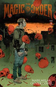 [Magic Order #4 (Cover A Coipel) (Product Image)]