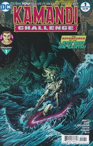 [Kamandi Challenge #1 (Eaglesham Variant Edition) (Product Image)]