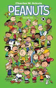 [Peanuts: Volume 5 (Product Image)]