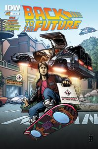 [Back To The Future #1 (Forbidden Planet 'Your Store' Variant) (Product Image)]