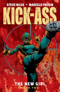 [Kick-Ass: The New Girl: Volume 2 (Product Image)]