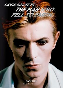 [David Bowie: The Man Who Fell To Earth (Hardcover) (Product Image)]