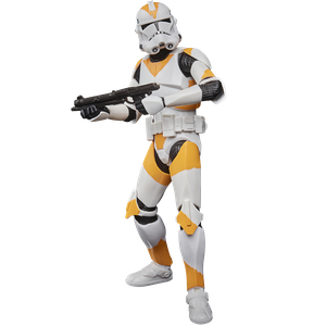 [Star Wars: The Clone Wars: Black Series Action Figure: Clone Trooper (212 Battalion) (Product Image)]