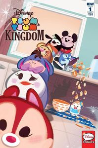 [Disney's Tsum Tsum Kingdom (Product Image)]