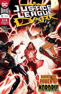 [Justice League: Dark #11 (Product Image)]
