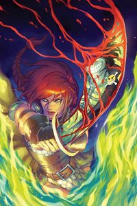 [Red Sonja: Age Of Chaos #3 (Hetrick Virgin Variant) (Product Image)]