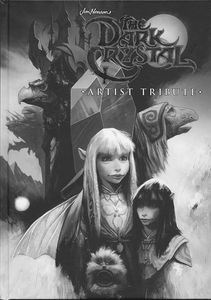 [Jim Henson's The Dark Crystal: Artist Tribute (Hardcover) (Product Image)]