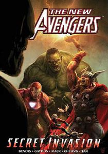 [New Avengers: Volume 8: Secret Invasion Book 1 (Product Image)]
