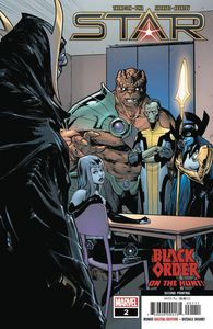 [Star #2 (2nd Printing Variant) (Product Image)]