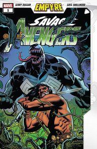 [Empyre: Savage Avengers #1 (Product Image)]