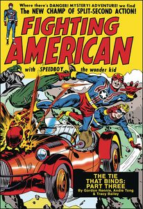 [Fighting American: Ties That Bind #4 (Cover B Kirby) (Product Image)]