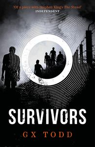 [The Voices: Book 3: Survivors (Hardcover) (Product Image)]
