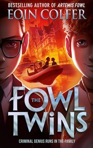 [The Fowl Twins (Hardcover) (Product Image)]