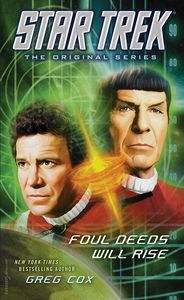 [Star Trek: The Original Series: Foul Deeds Will Rise (Product Image)]