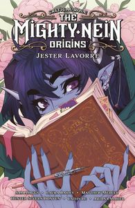 [Critical Role: The Mighty Nein Origins: Jester Lavorre (Hardcover) (Product Image)]
