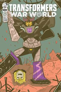 [Transformers #33 (Cover A Edition Pierre) (Product Image)]