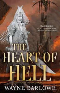 [Heart Of Hell (Hardcover) (Product Image)]