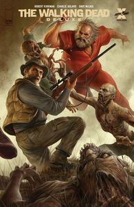 [Walking Dead: Deluxe #16 (Cover C Rapoza) (Product Image)]