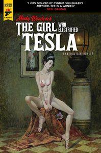[Minky Woodcock: The Girl Who Electrified Tesla (Hardcover) (Product Image)]