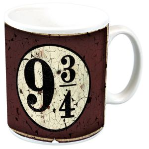 [Harry Potter: Mug: Platform 9 3/4 (Product Image)]