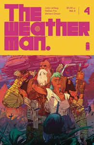 [Weatherman: Volume 2 #4 (Cover A Fox) (Product Image)]