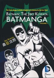 [Batman: The Jiro Kuwata Batmanga: Volume 3 (Product Image)]
