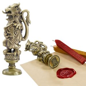 [Harry Potter: Wax Seal: Gryffindor (Product Image)]