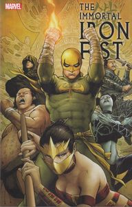 [Immortal Iron Fist: Complete Collection: Volume 2 (Product Image)]