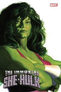 [Immortal She-Hulk #1 (Alex Ross She-Hulk Timeless Variant) (Product Image)]