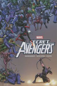 [Secret Avengers By Rick Remender: Volume 3 (Premier Edition Hardcover) (Product Image)]