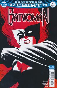 [Batwoman #4 (Variant Edition) (Product Image)]