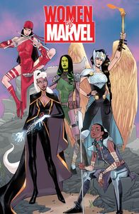 [Women Of Marvel #1 (Product Image)]