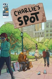 [Charlie's Spot #1 (Cover A Alpi & Laxton) (Product Image)]