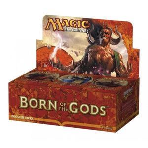 [Magic The Gathering: Born Of The Gods: Booster (Product Image)]
