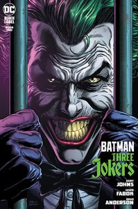 [Batman: Three Jokers #2 (Behind Bars Premium Variant) (Product Image)]