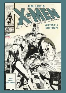 [Jim Lee's X-Men (Artist Edition Hardcover) (Product Image)]