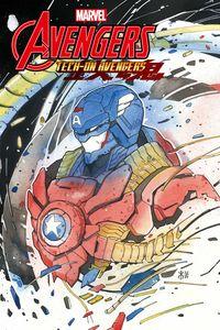 [Avengers: Tech-On #1 (Momoko Variant) (Product Image)]