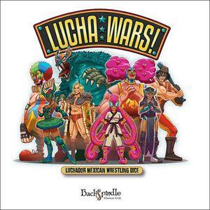[Lucha Wars (Product Image)]