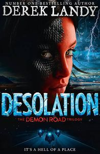 [Demon Road: Book 2: Desolation (Product Image)]